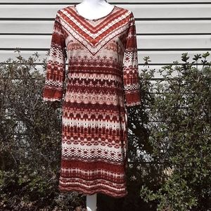 Mlle Gabrielle Print Dress